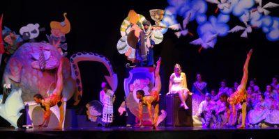 Presentació Infantil 2016 - Lluna Giménez